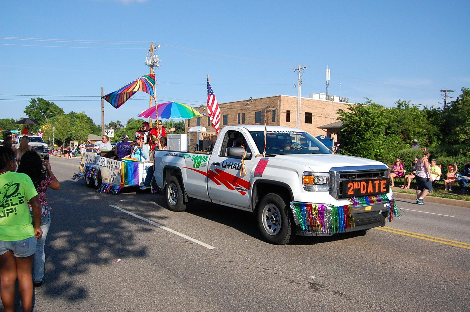 Lesbian Truck 107